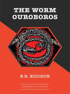 cover image of The Worm Ouroboros