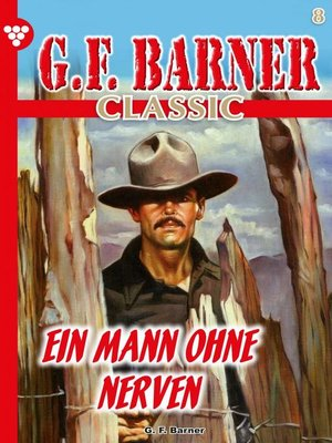 cover image of G.F. Barner Classic 8 – Western