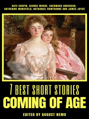 cover image of 7 best short stories--Coming of Age