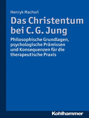 cover image of Das Christentum bei C. G. Jung