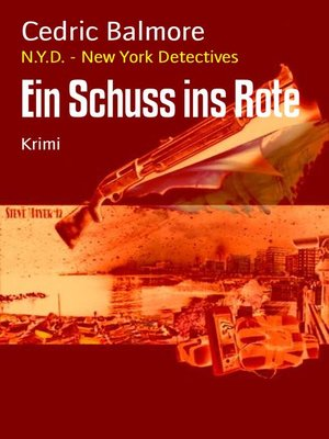 cover image of Ein Schuss ins Rote