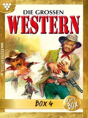 cover image of Die großen Western Jubiläumsbox 4