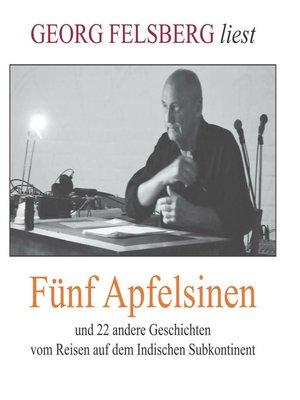 cover image of Fünf Apfelsinen