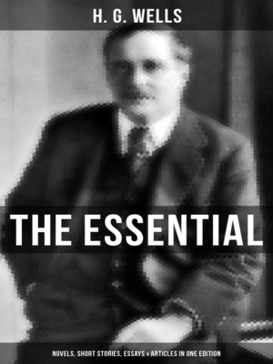 cover image of THE ESSENTIAL H. G. WELLS