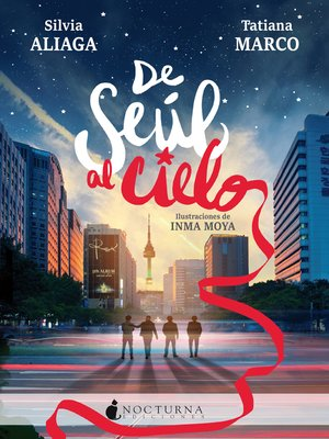 cover image of De Seúl al cielo