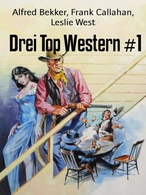 cover image of Drei Top Western #1