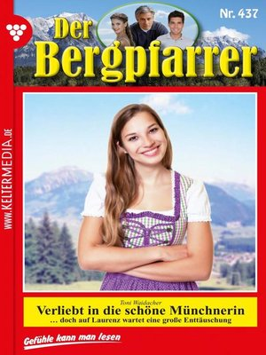 cover image of Der Bergpfarrer 437 – Heimatroman