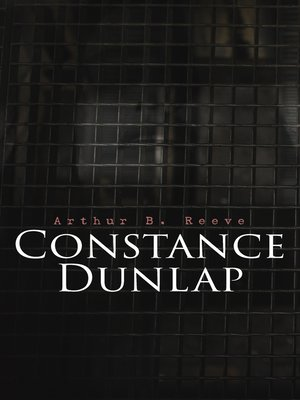 cover image of Constance Dunlap