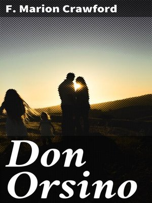 cover image of Don Orsino
