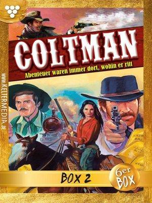 cover image of Coltman Jubiläumsbox 2 – Erotik Western
