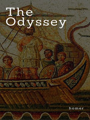 cover image of The Odyssey (Zongo Classics)