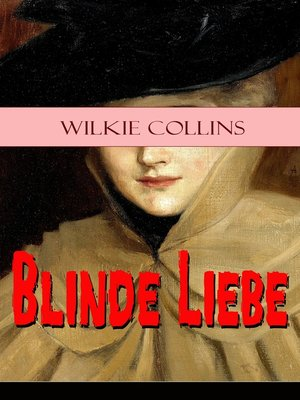 cover image of Blinde Liebe