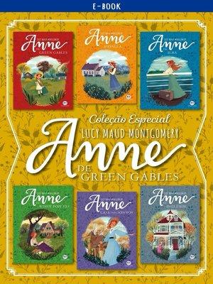cover image of Coleção Especial Anne de Green Gables