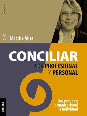cover image of Conciliar vida profesional y personal