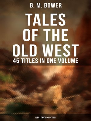 cover image of Tales of the Old West