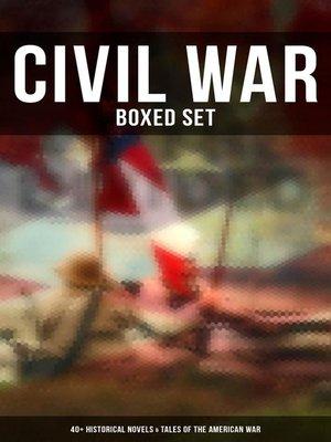 cover image of Civil War--Boxed Set