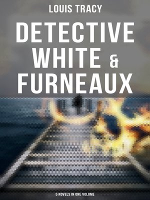 cover image of Detective White & Furneaux