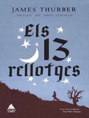 cover image of Els 13 rellotges