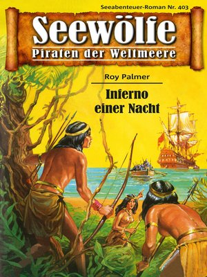 cover image of Seewölfe--Piraten der Weltmeere 403