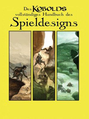 cover image of Des Kobolds Handbuch des Spieldesigns