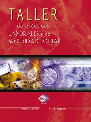 cover image of Taller de prácticas laborales y de seguridad social 2018