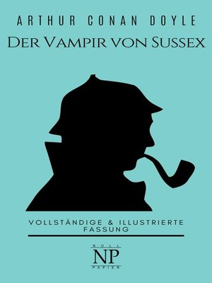 cover image of Sherlock Holmes – Der Vampir von Sussex und andere Detektivgeschichten