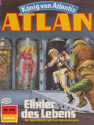 cover image of Atlan 405