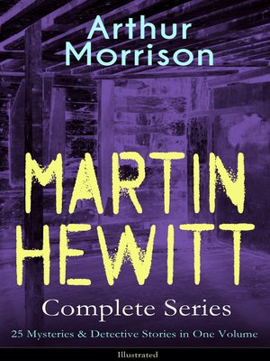 cover image of Martin Hewitt Complete Series