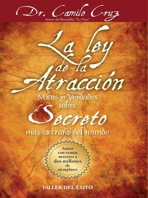 cover image of La ley de la atracción