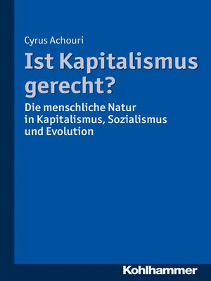 cover image of Ist Kapitalismus gerecht?