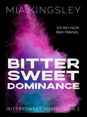 cover image of Bittersweet Dominance