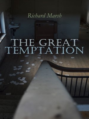 cover image of The Great Temptation