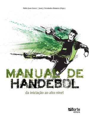 cover image of Manual de handebol