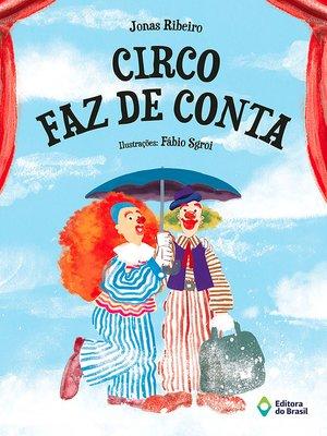 cover image of Circo faz de conta