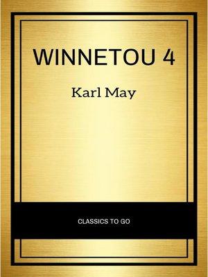 cover image of Winnetou 4
