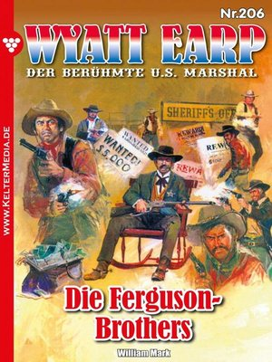 cover image of Wyatt Earp 206 – Western