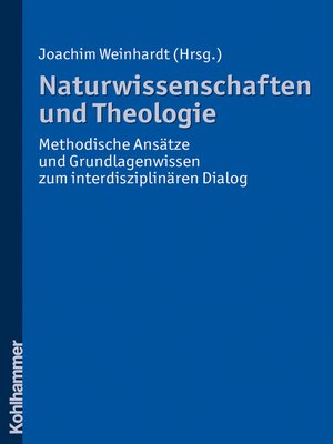 cover image of Naturwissenschaften und Theologie