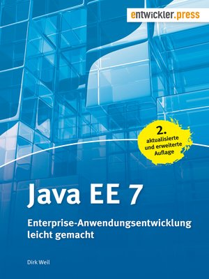 cover image of Java EE 7