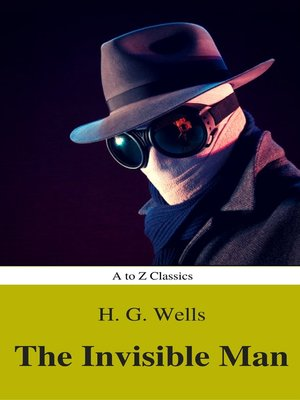 cover image of The Invisible Man (Best Navigation, Active TOC) (A to Z Classics)