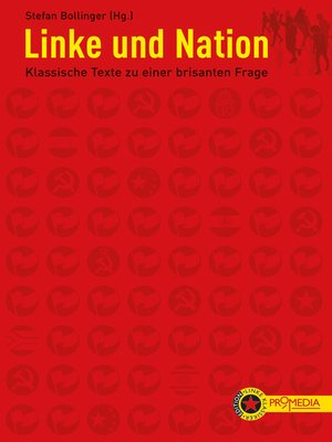 cover image of Linke und Nation