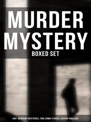 cover image of The Best Murder Mysteries--Ultimate Collection