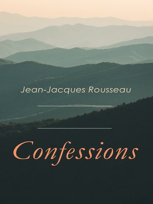 cover image of Confessions