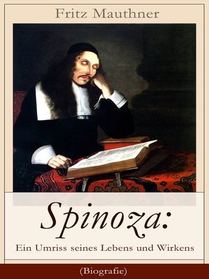 cover image of Spinoza