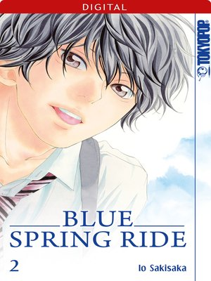cover image of Blue Spring Ride 02