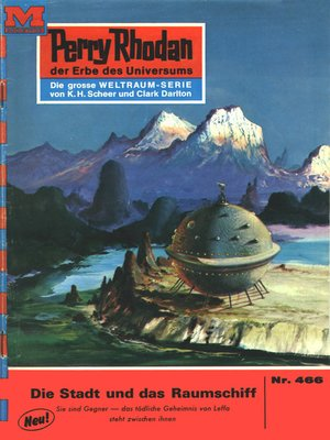 cover image of Perry Rhodan 466