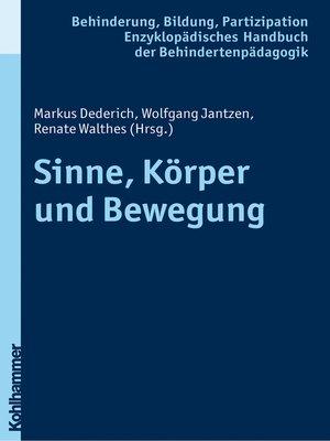 cover image of Sinne, Körper und Bewegung