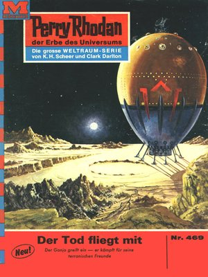 cover image of Perry Rhodan 469