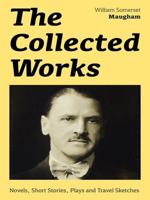 cover image of The Collected Works