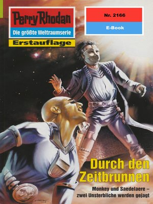 cover image of Perry Rhodan 2166