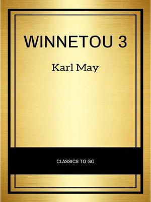 cover image of Winnetou 3